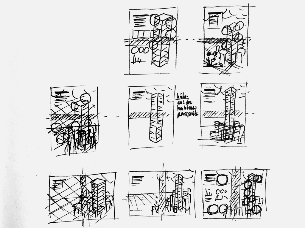 Vertical Farming – Hand Drawn Infographics | Nicolas Bourquin | Graphic Entrepreneur