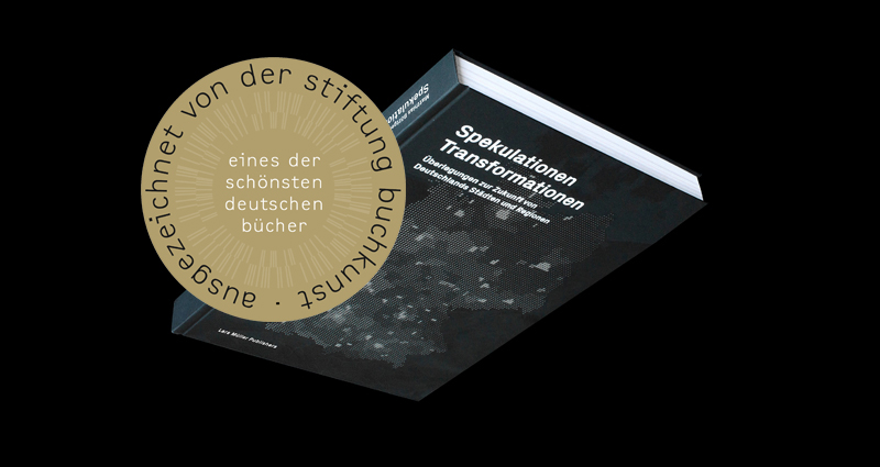 "Award for ""Speculations Transformations"""